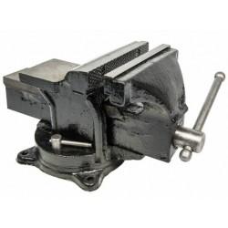 Imadło ślusarskie obrotowe z kowadłem 150mm GEKO