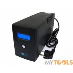 Zasilacz Awaryjny UPS Micro 1500 (1500VA/900W/2x9Ah) LCD VOLT POLSKA