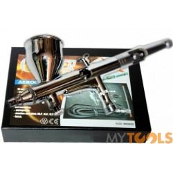 Aerograf pistolet lakierniczy 3 dysze Viper