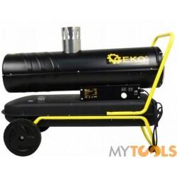 Nagrzewnica olejowa z termostatem LCD 40kW (odprowadzanie spalin) GEKO