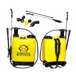 Opryskiwacz Ciśnieniowy Plecakowy Ręczny 20L (3 dysze)