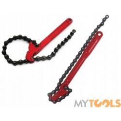 Klucz łańcuchowy do filtra oleju 9'' łańcuch 420mm