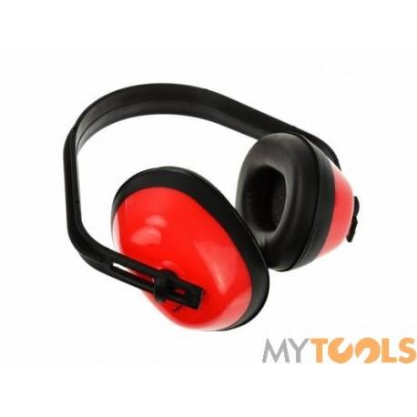 Słuchawki nauszniki ochronne podczas pracy z pilarkami kosami kosiarkami