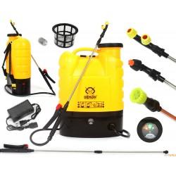 Elektryczny Opryskiwacz Plecakowy Akumulatorowy 16L +Dysze DEMON