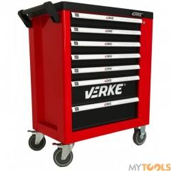 Szafka narzędziowa 7s szuflad +1 wózek serwisowy -warsztatowy
