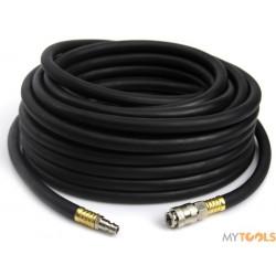 Wąż pneumatyczny do kompresora przewód zbrojony 15m 6mm