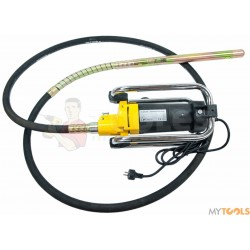 Wibrator zagęszczarka do betonu 1250W +buława 2m, 2400W + 4m