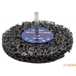Tarcza Ścierna z Włókniny do szlifowania 100x6mm Dysk Polerski Ściernica