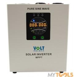 Przetwornica napięcia SOLARNA UPS SINUSPRO-2000S (24V/230V/2000W)