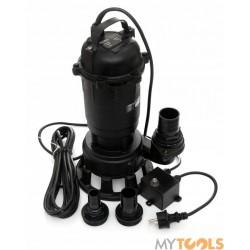 """Pompa do wody brudnej z rozdrabniaczem 3200W 2"""" + końcówki 1"""" i 1/2"""