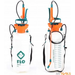 Opryskiwacz ciśnieniowy plecakowy ręczny spryskiwacz ogrodowy 8l