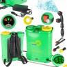 Opryskiwacz akumulatorowy plecakowy ciśnieniowy 16L 12V 5 DYSZ