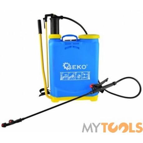 Opryskiwacz ciśnieniowy plecakowy ręczny 16L